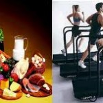 NUTRITIOUS FOOD & EXERCISE