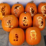 ROCK PUMPKINS