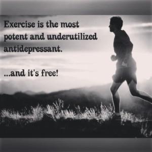 Exercise - Antidepressant