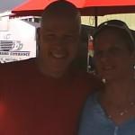 Chef Nathan Lyon, Paula D'Andrea 2
