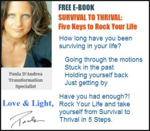 Survival to Thrival 5 Keys to Rock Your Life