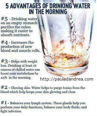 Motivation Monday: Power Your Day With H2O