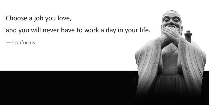 Motivation Monday:  Do What You Love
